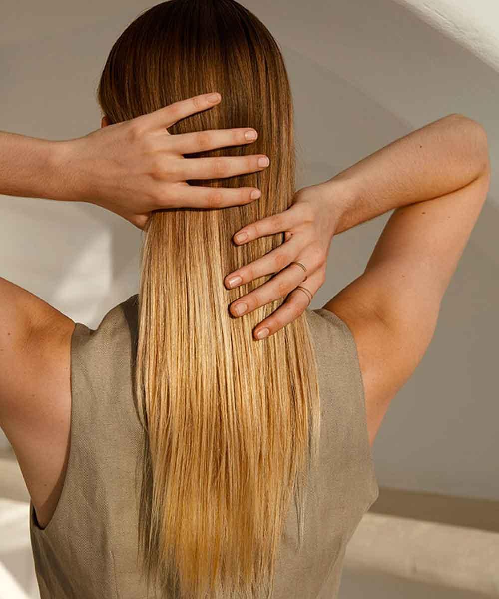Cortes de pelo largo y recto