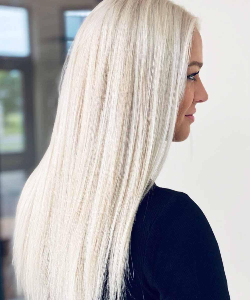 Incluso los cortes de pelo largo 2021