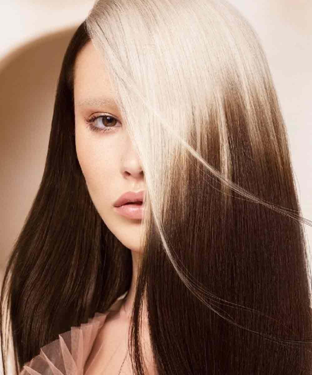 Cortes de pelo largo y liso primavera 2021