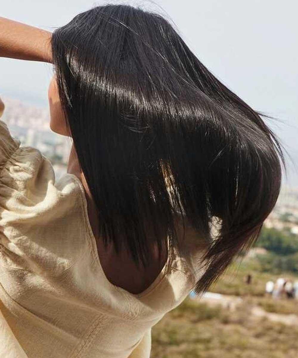 Cortes de pelo medio verano largo