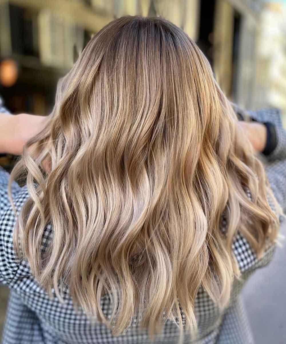 Tendencias cortes de pelo medio-largo invierno