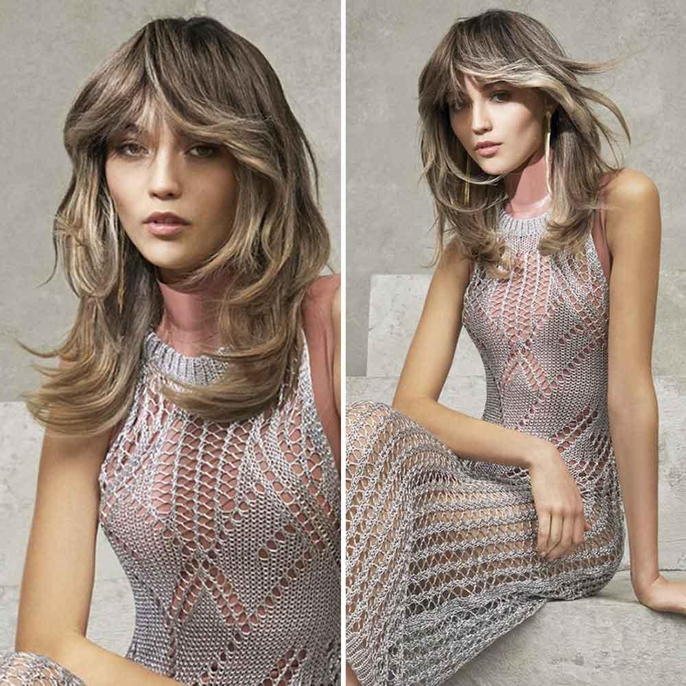 Peinados medios verano 2021