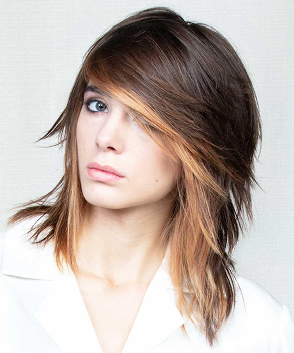 Peinados medianos cortes medianos verano 2021