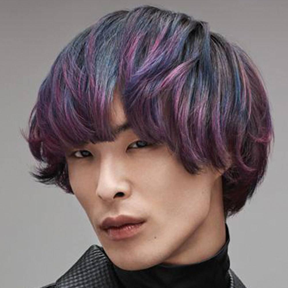 Cortes de pelo largo hombre invierno 2020