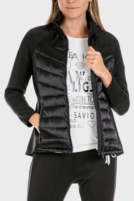 Catalogo punto roma otoño invierno 2021 2022 chaqueta acolchada