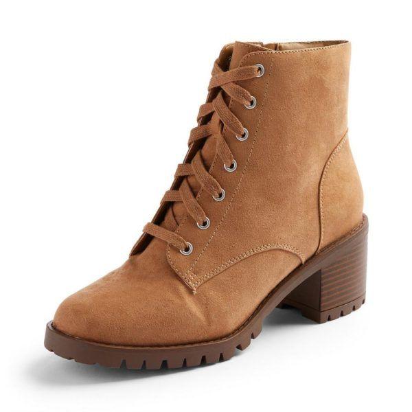 Catalogo zapatos primark botas canela