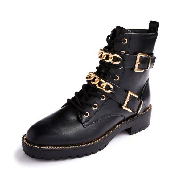 Catalogo zapatos primark botas hebilla