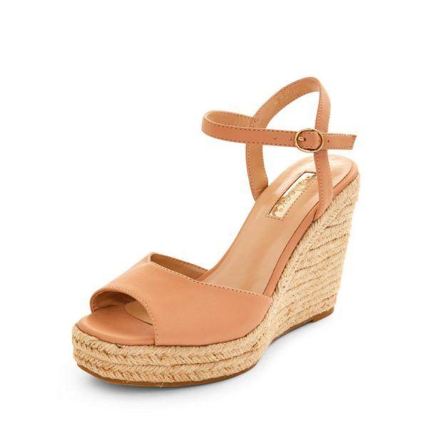 Catalogo zapatos primark sandalias cuña