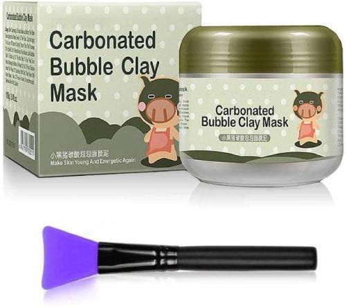 Mascarilla Bubble Mask Mercadona