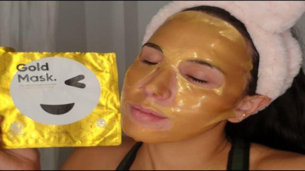 Mascarilla Gold Mask Mercadona