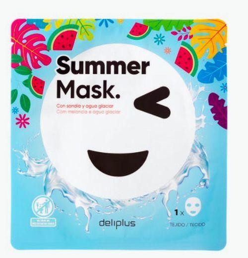 Mascarilla facial Summer Mercadona