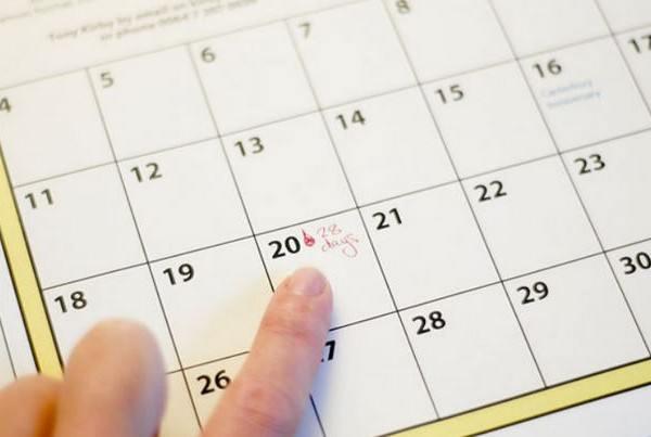 Preocupación frecuente: atraso en la menstruación