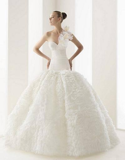 vestidos novia barcelona 2019 - blogmujeres