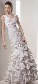 Vestidos novia Madrid 2016