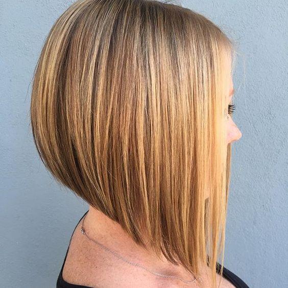 Corte de cabello carre 2017