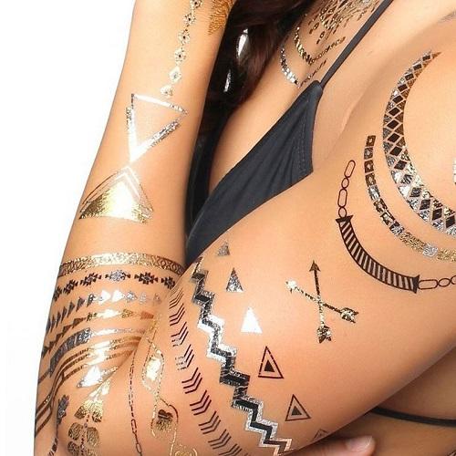Tatuajes semipermanentes