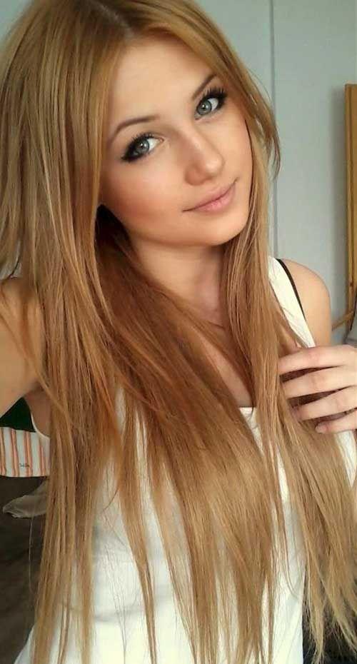 cortes-de-pelo-largo-liso-rubia