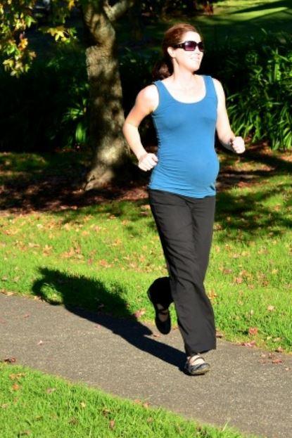 Ejercicio físico para prevenir la diabetes gestacional