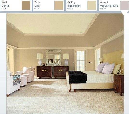 Colores para un dormitorio - Colores para las habitaciones ...