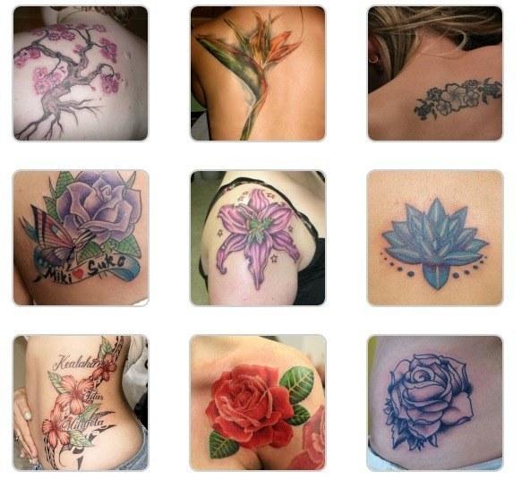 Tatuajes para mujeres: fotos y vídeos