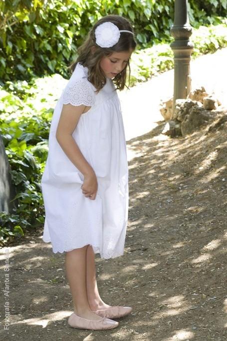 Vestidos de comunion -Teresa Palazuelo