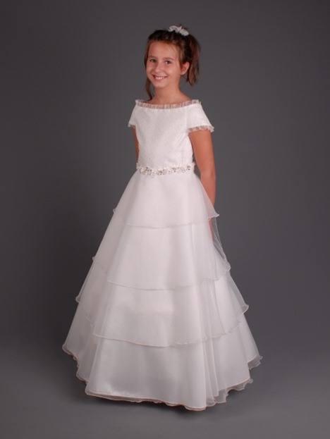 Vestidos de comunión para niñas