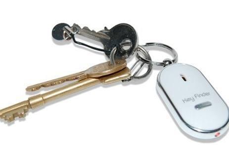 Buscador llaves silbido