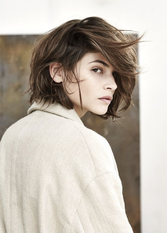 layered-hair-half-hair-cuts
