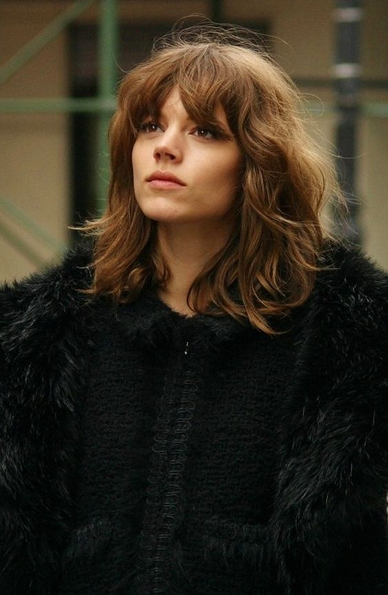 More than 50 Medium-length Haircuts Winter 2020 - Blogmujeres.com