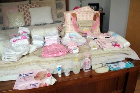 Neceser para el bebe  ¿qué necesito?