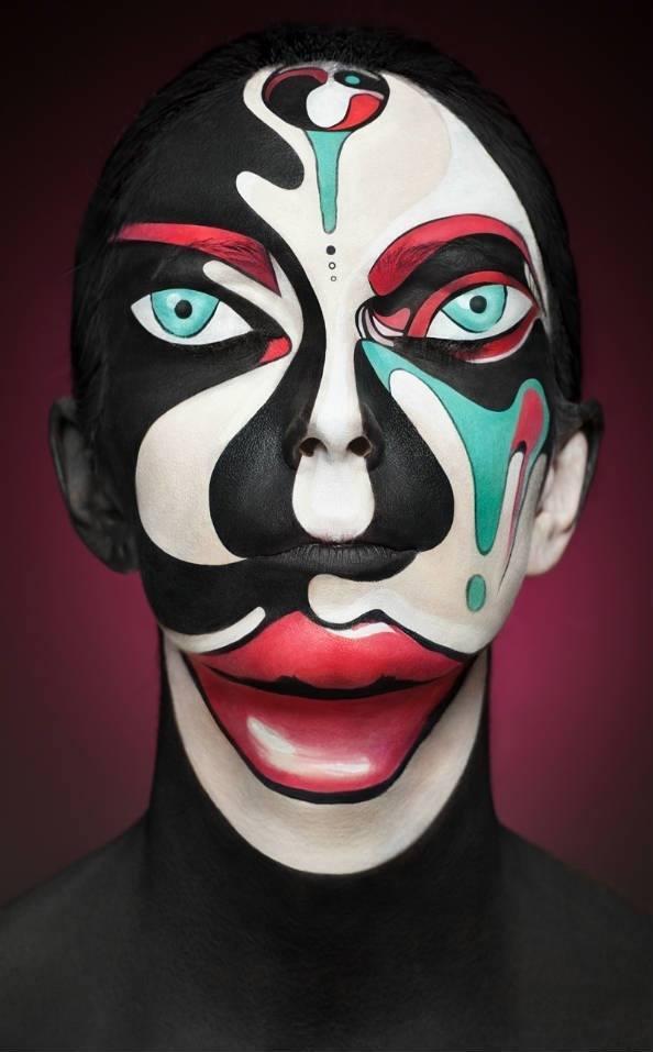 Maquillae artístico mujeres