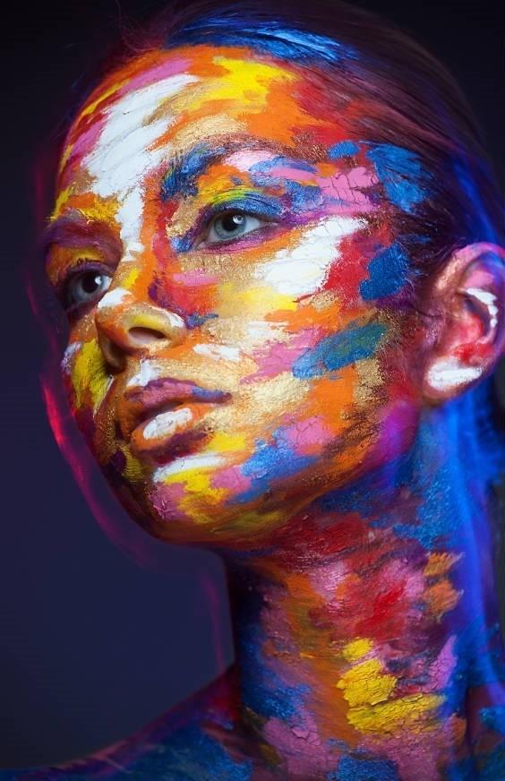 Maquillaje artístico 5