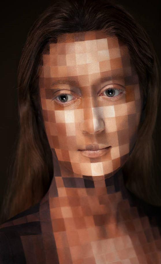 Maquillaje artístico mujeres 3
