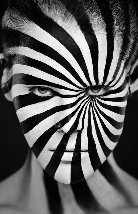 Maquillaje artístico mujeres2