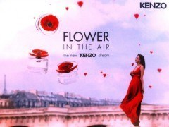 "Fragancia Kenzo ""Flower in the air"""