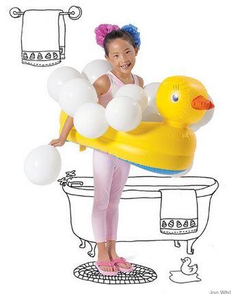 disfraz-baño-burbujas