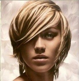 Peinados mujer pelo corto 2016