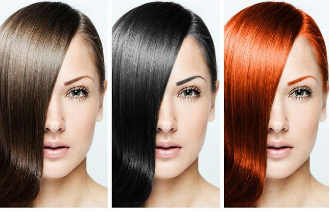 Colores para el pelo 2016