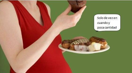 Alimentación en el embarazo: ¿qué se debe comer y qué es mejor evitar?