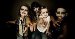 Maquillaje Carnaval 2018 y Halloween para niños – Paso a paso