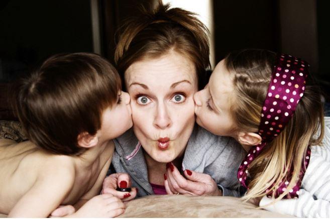 El rol de una madre