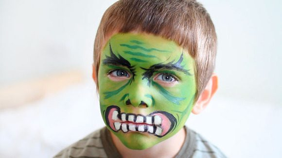 maquillaje-halloween-ninos-maquillaje-de-hulk