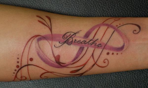 Los tatuajes de infinito - Aquí las fotos y su significado