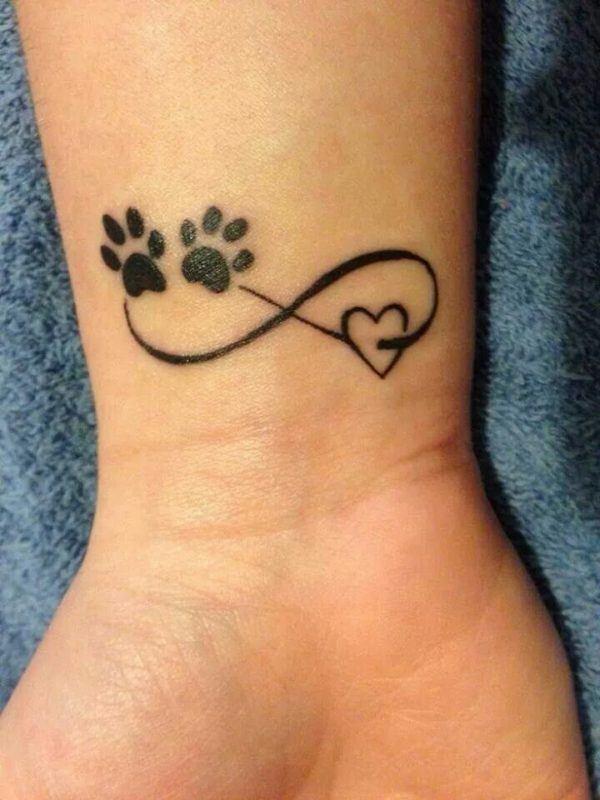 Los Tatuajes De Infinito Aquí Las Fotos Y Su Significado