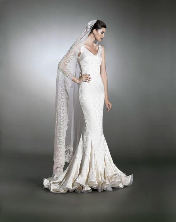 Vestidos boda gitana 2019