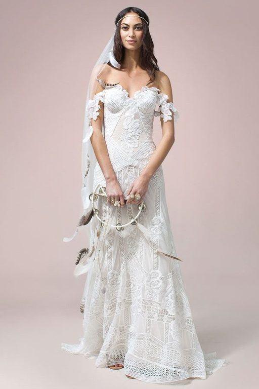 Vestidos novia muy originales