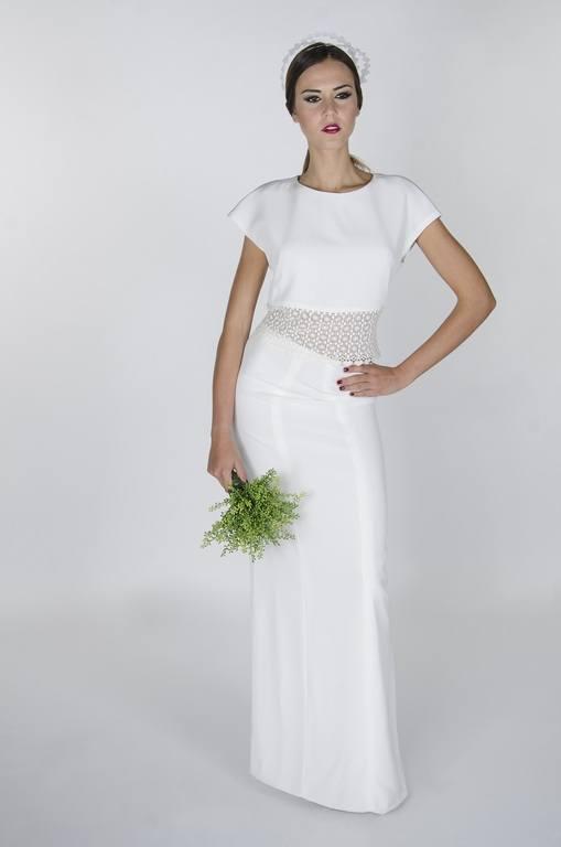 Vestidos de novia Primavera Verano 2018 - Blogmujeres.com