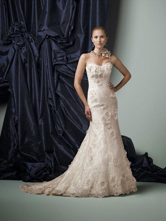 Vestidos para boda modernos 2019