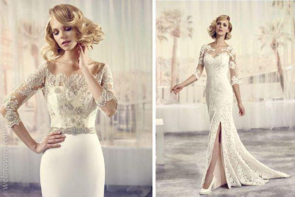 vestidos de novia primavera verano 2019 - blogmujeres