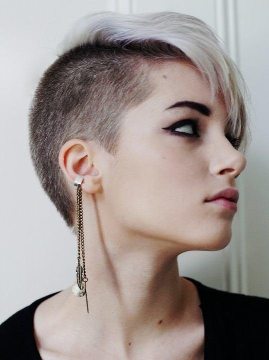 Peinados Mujer Pelo Corto Otono Invierno 2018 2019 Blogmujerescom - Pelos-cortos-de-chica